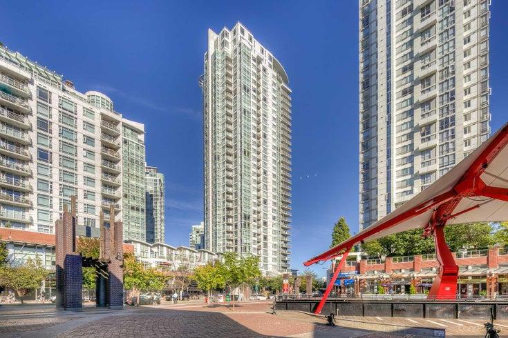 Aquarius I, II, III, & Villas   --   1199 MARINASIDE CR - Vancouver West/Yaletown #1