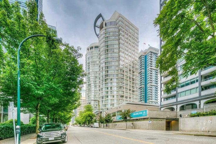 The Palisades   --   1288 ALBERNI ST - Vancouver West/West End VW #1