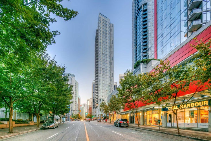 The Sapphire   --   1188 W PENDER ST - /Coal Harbour #1