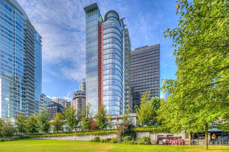 One Harbour Green   --   1169 W CORDOVA ST - /Coal Harbour #1