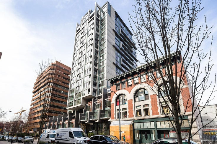 Addition Living   --   1133 HORNBY ST - /Downtown VW #1