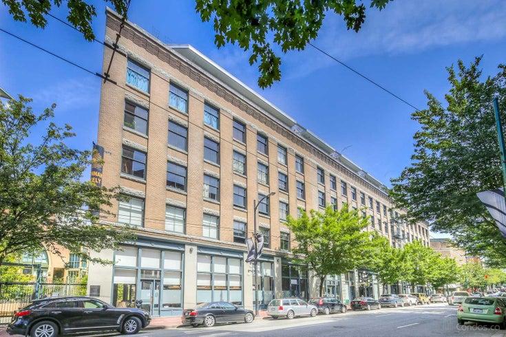 Koret Lofts   --   55 E CORDOVA ST - /Downtown VE #1
