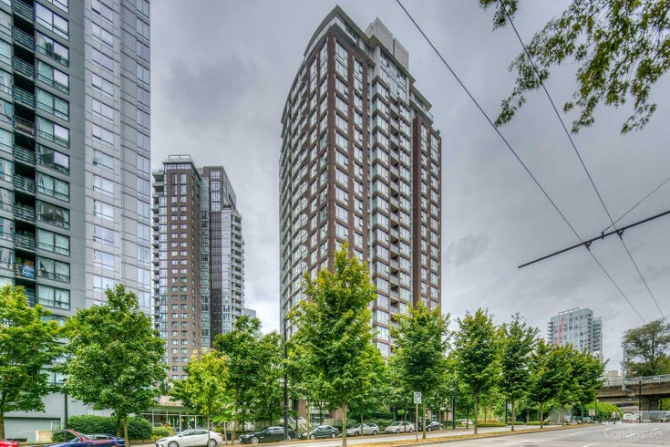 Aqua At The Park   --   590 Pacific St - /Yaletown #1