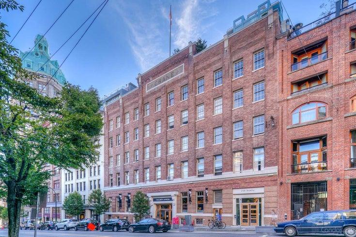Crane Building   --   546 Beatty St - Vancouver West/Downtown VW #1