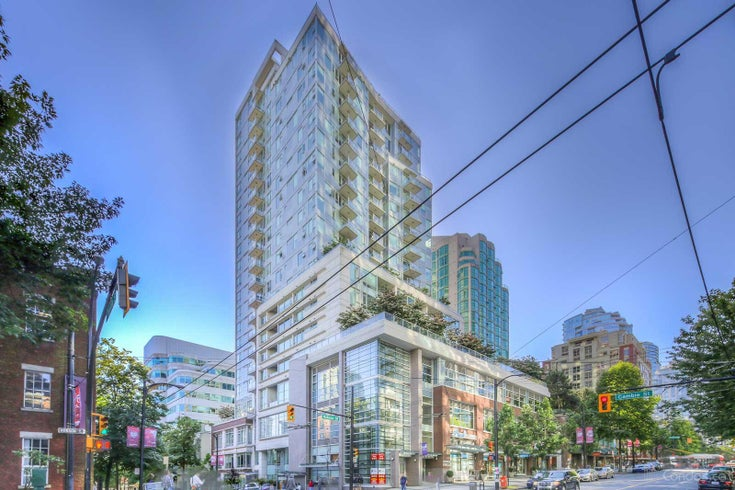 Raffles on Robson   --   821 CAMBIE ST - /Downtown VW #1