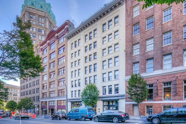 Bowman Lofts   --   528 BEATTY ST - /Downtown VW #1