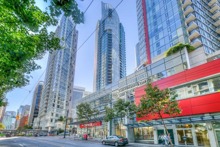 The Melville   --   1189 MELVILLE ST - /Coal Harbour #1
