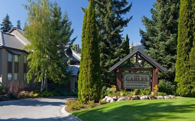 The Gables   --   4510 Blackcomb Way - Whistler/Benchlands #1