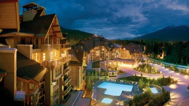 Four Seasons Private Residences   --   4617 Blackcomb Way - Whistler/Benchlands #1