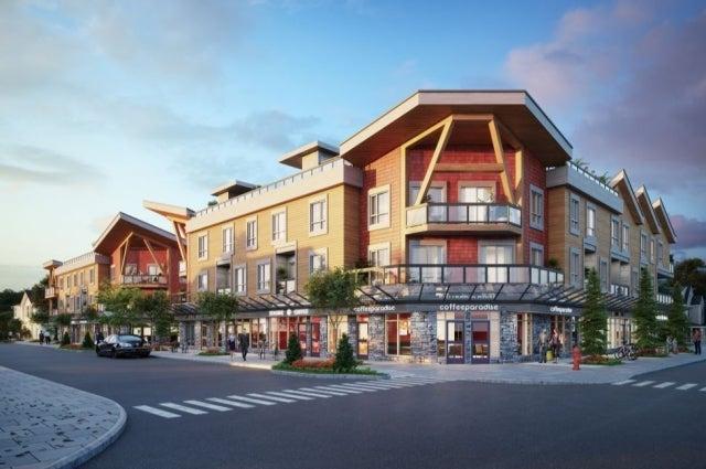 Lizzy Bay   --   37830 THIRD AV - Squamish/Downtown SQ #1