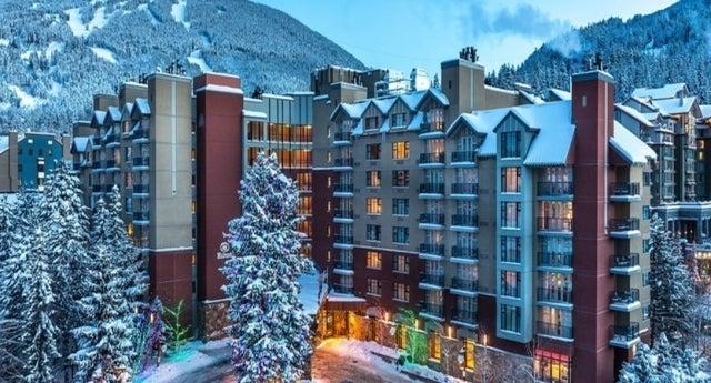 Hilton Whistler Resort   --   4050 WHISTLER WY - Whistler/Whistler Village #1