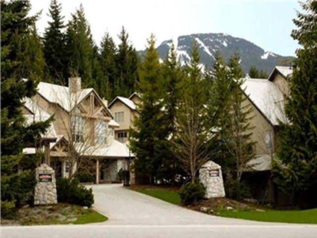 Stone Ridge    --   4822 Spearhead Drive - Whistler/Benchlands #1