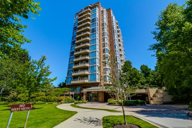 Victoria Park West - Central Lonsdale   --   160 W KEITH RD - North Vancouver/Central Lonsdale #1
