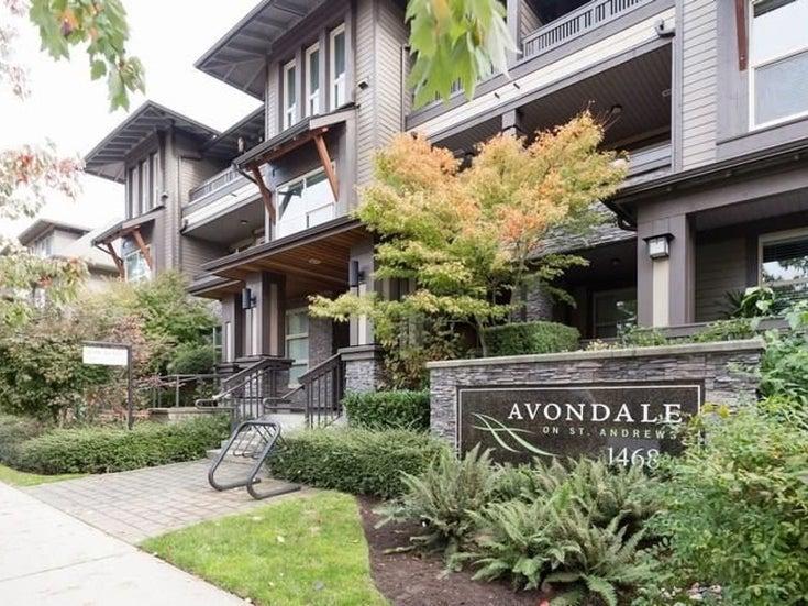 Avondale   --   1468 ST ANDREWS AV - North Vancouver/Central Lonsdale #1