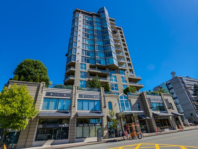 The Grande - Central Lonsdale   --   160 E 13th St, North Vancouver - North Vancouver/Central Lonsdale #1