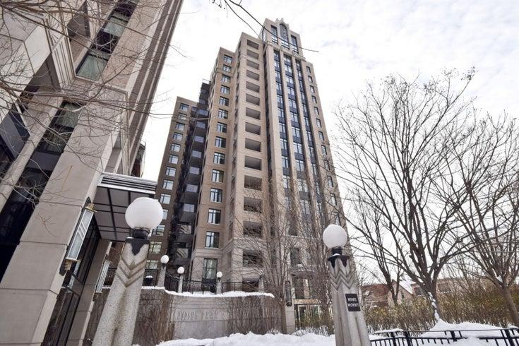 The Hudson Park   --   245 Kent Street - Ontario/Ottawa #1