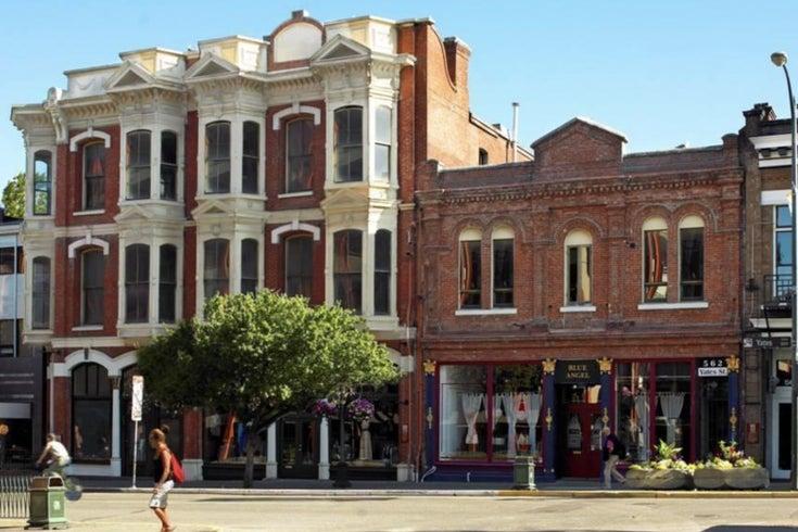 The Oriental    --   562 Yates St - /Vi Downtown #1