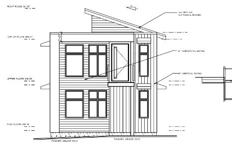 975 Adderley Street Lot 1 Drawing