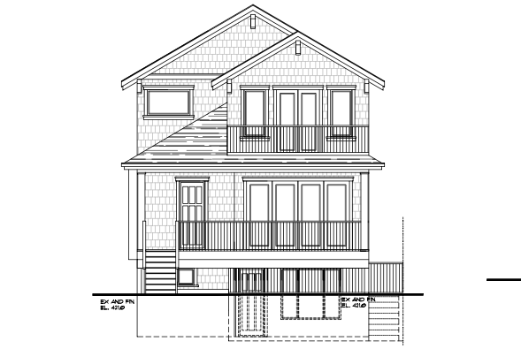 Lot 1 625 East 16th Street   --   625 East 16th Street - North Vancouver/Boulevard #1