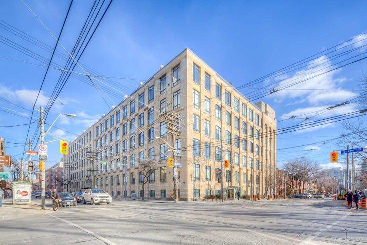 The Candy Factory Lofts   --   993 W Queen St - Toronto C01/Niagara #1