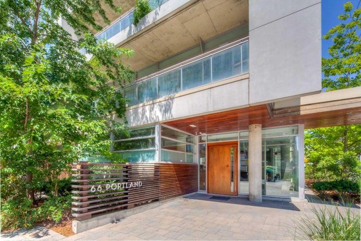 66 Portland Street   --   66 Portland St - Toronto C01/Waterfront Communities C1 #1