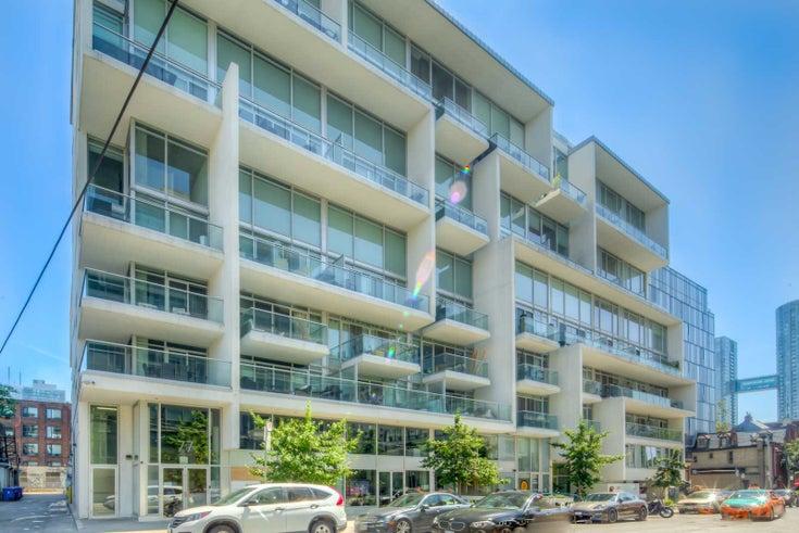 Seventy5 Portland (75 Portland)   --   75 Portland St - Toronto C01/Waterfront Communities C1 #1