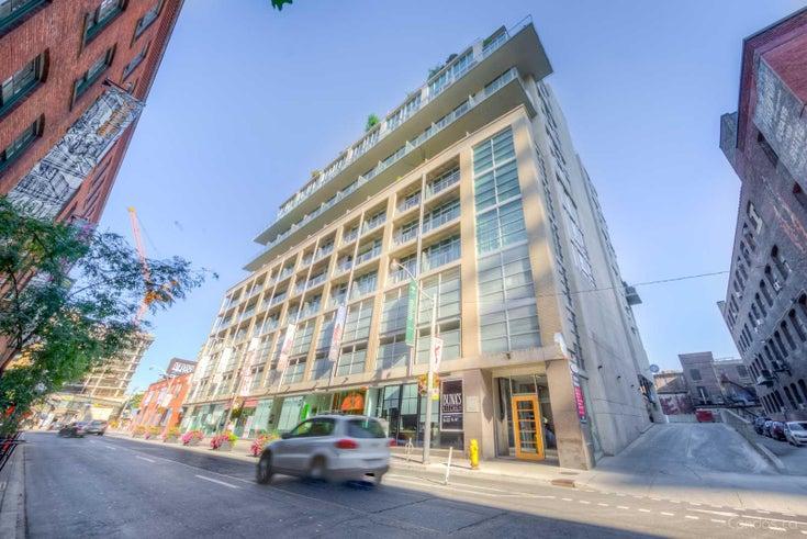 District Lofts (388 Richmond St W)   --   388 Richmond Street West - Toronto C01/Waterfront Communities C1 #1