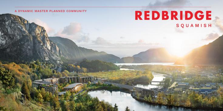 REDBRIDGE SQUAMISH   --   Scott Crescent, Squamish, BC - Squamish/Downtown SQ #1
