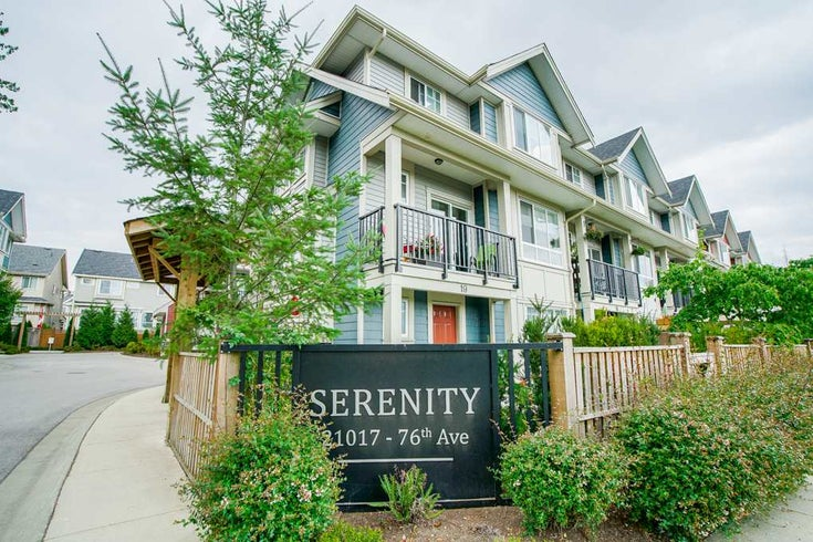 Serenity (Front of Complex)