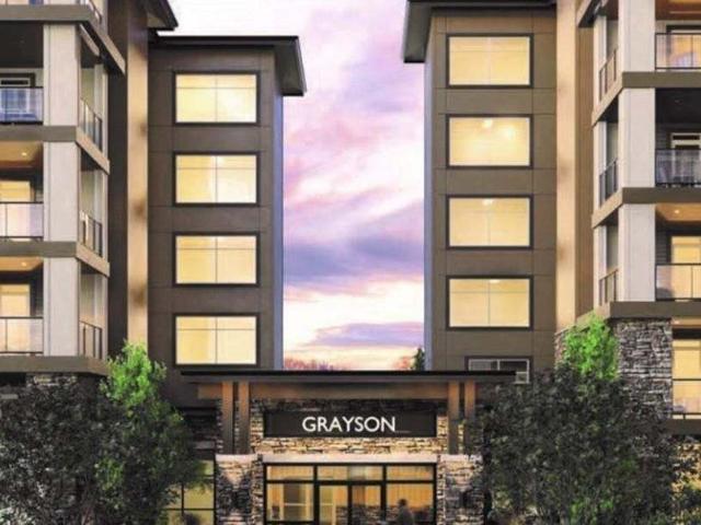 Grayson Building Entrance