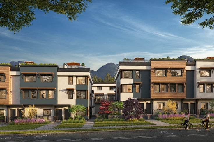 Neu on 3rd   --   632 E 3RD ST - North Vancouver/Lower Lonsdale #1