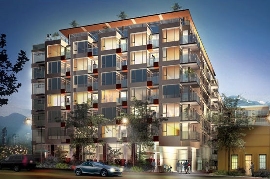 The District   --   251 E 7th Avenue - Vancouver East/Mount Pleasant VE #1