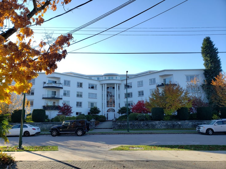 Killarney Manor   --   2890 POINT GREY RD - Vancouver West/Kitsilano #1