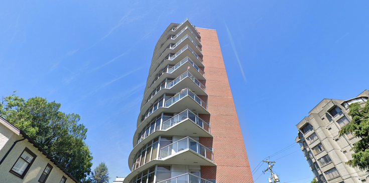 Crystal Court   --   2965 FIR ST - Vancouver West/Fairview VW #1