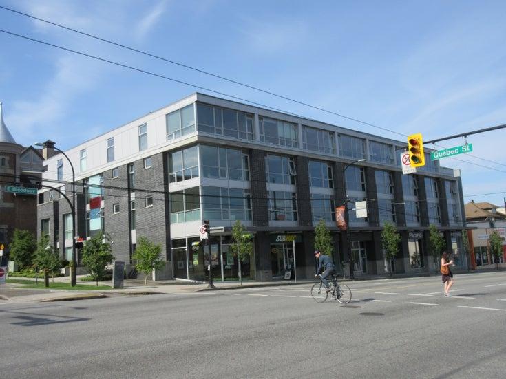 On Que   --   2511 QUEBEC ST - Vancouver East/Mount Pleasant VE #1