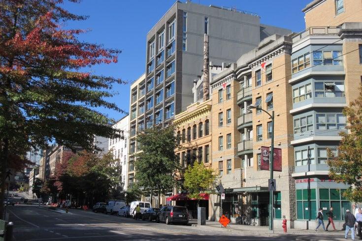 33 West Pender Street