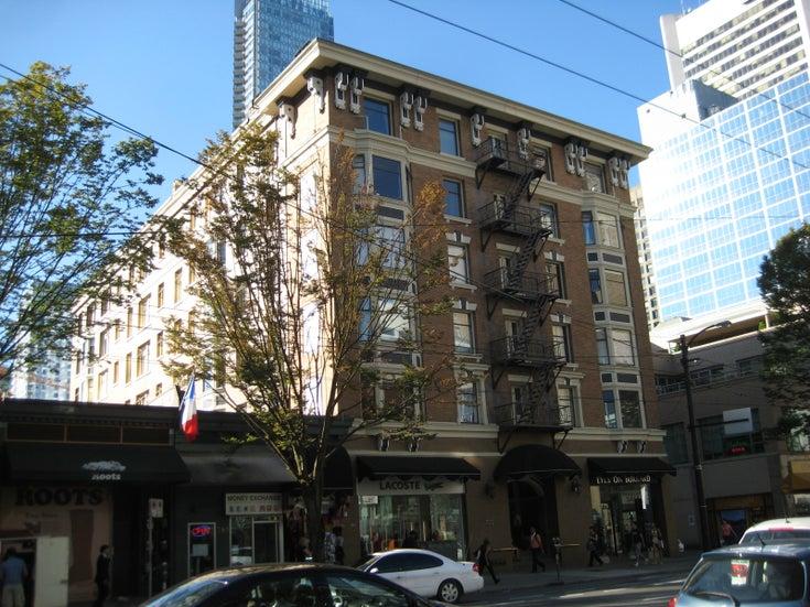 777 Burrard Street
