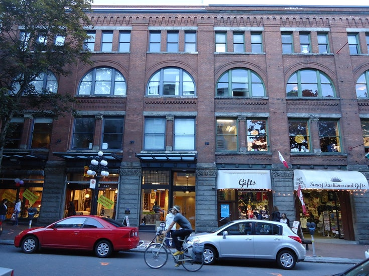 Greenshields Building   --   345 WATER ST - Vancouver West/Downtown VW #1