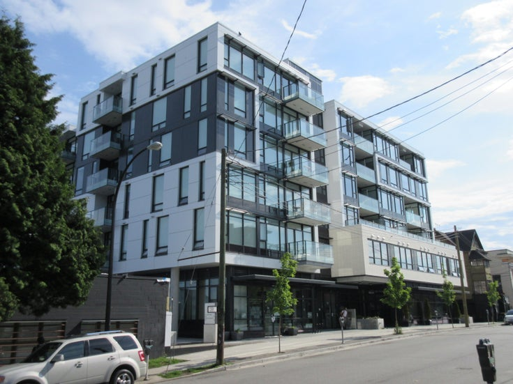 Collection 45   --   133 E 8TH AV - Vancouver East/Mount Pleasant VE #1