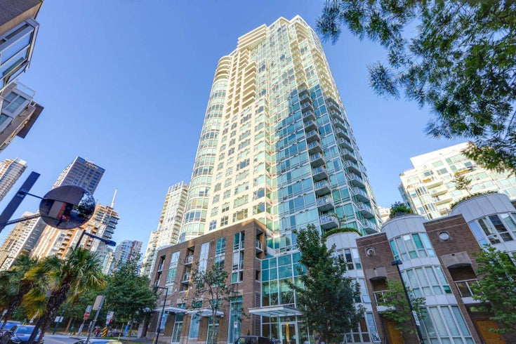Beach Tower 2   --   1500 HORNBY ST - Vancouver West/Yaletown #1