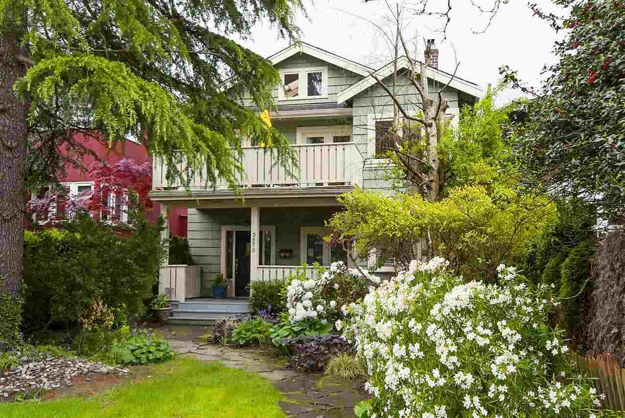3570 W 12TH AVENUE - Kitsilano House/Single Family for sale, 5 Bedrooms (R2167045) #1