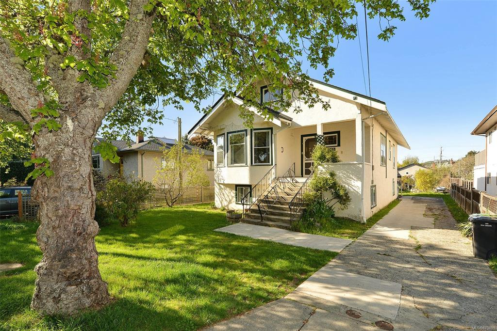1772 Carrick St Victoria BC V8R 2M2 - Victoria House/Single Family for sale, 2 Bedrooms (873403) #1