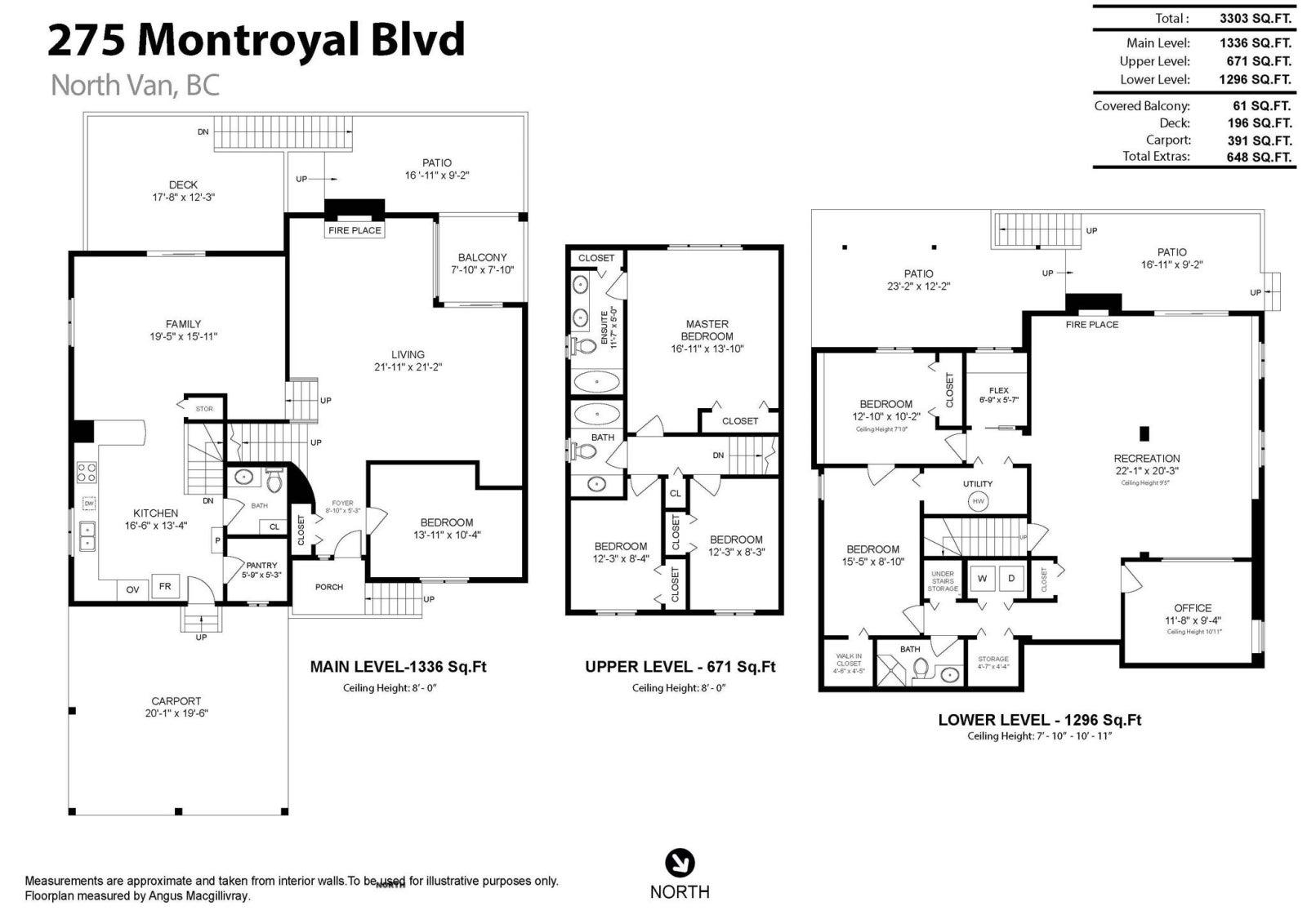 275 MONTROYAL BOULEVARD - Upper Delbrook House/Single Family for sale, 6 Bedrooms (R2603979) #31
