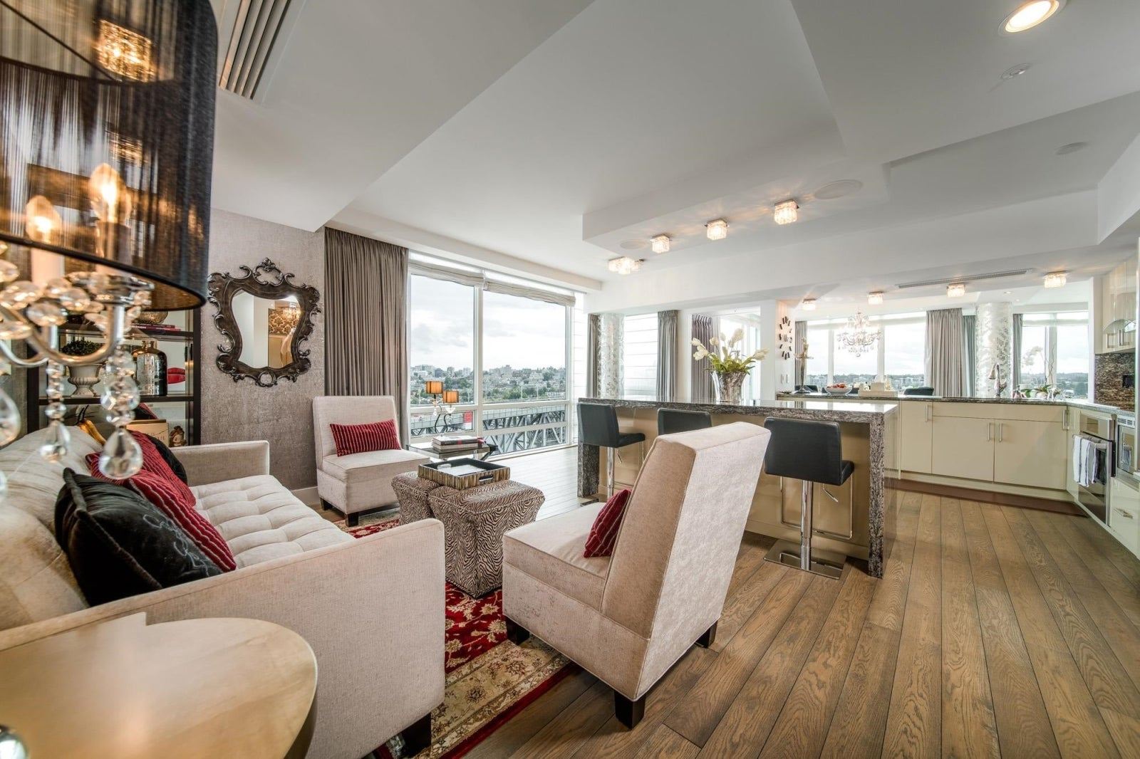 1702 1501 HOWE STREET - Yaletown Apartment/Condo for sale, 3 Bedrooms (R2621762) #12