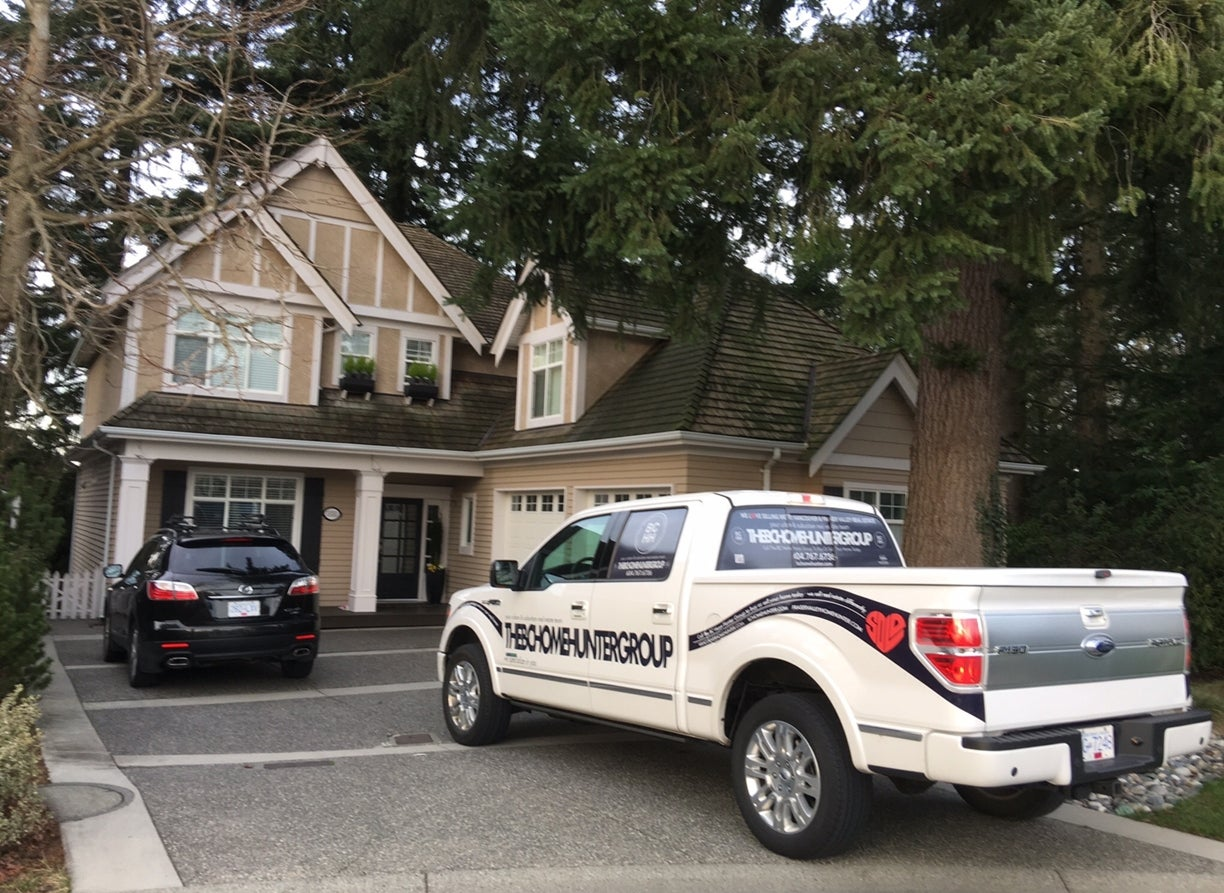 THE BC HOME HUNTER GROUP 604-767-6736