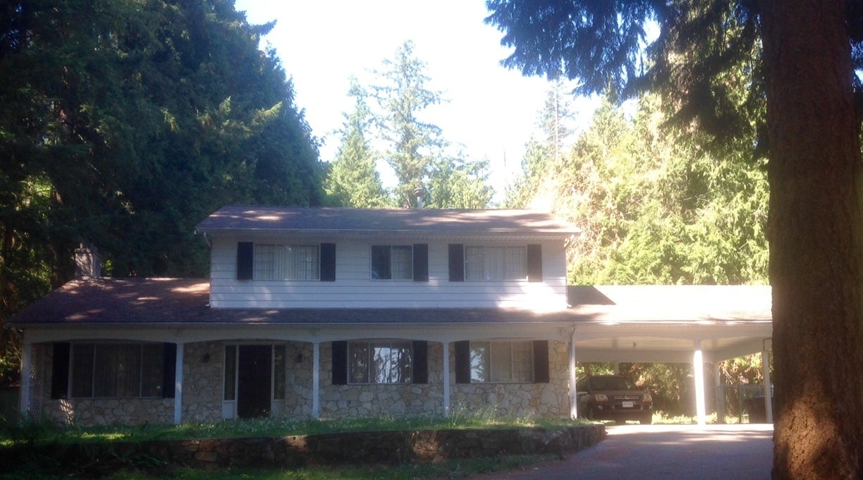 - House is a two story with unfinished basement, 3408 sq ft.  - Sits on 43,537 a