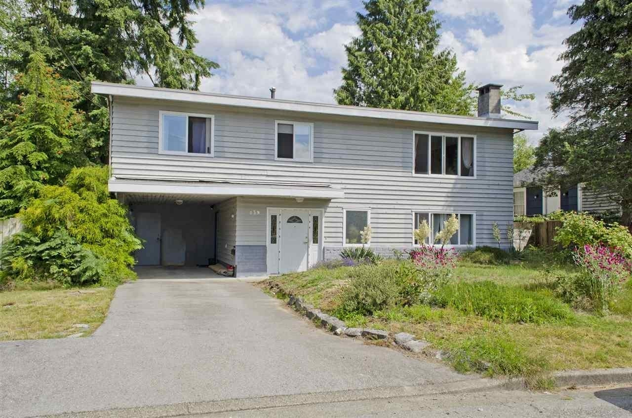 839 CATHERINE AVENUE - Coquitlam West House/Single Family for sale, 4 Bedrooms (R2615028) #1