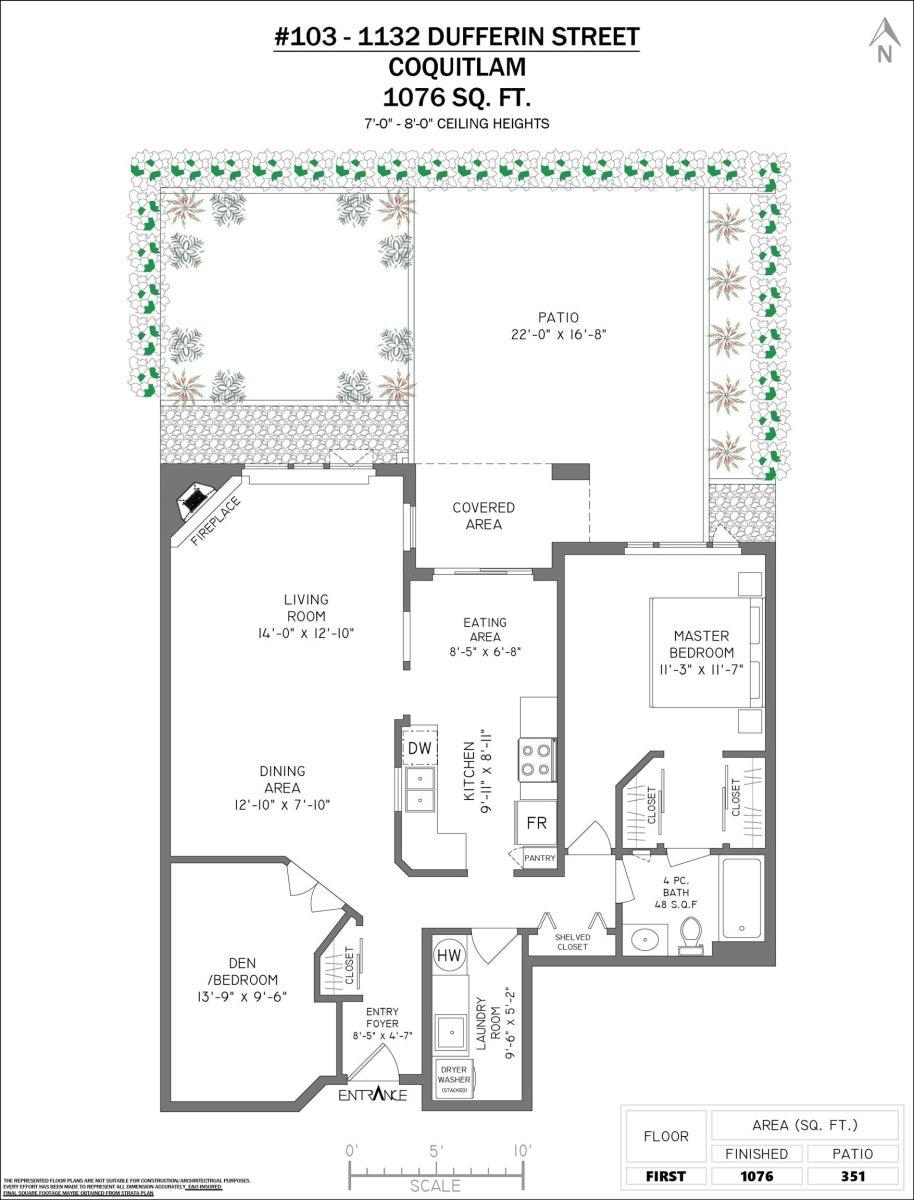 103 1132 DUFFERIN STREET - Eagle Ridge CQ Apartment/Condo for sale, 2 Bedrooms (R2618654) #23