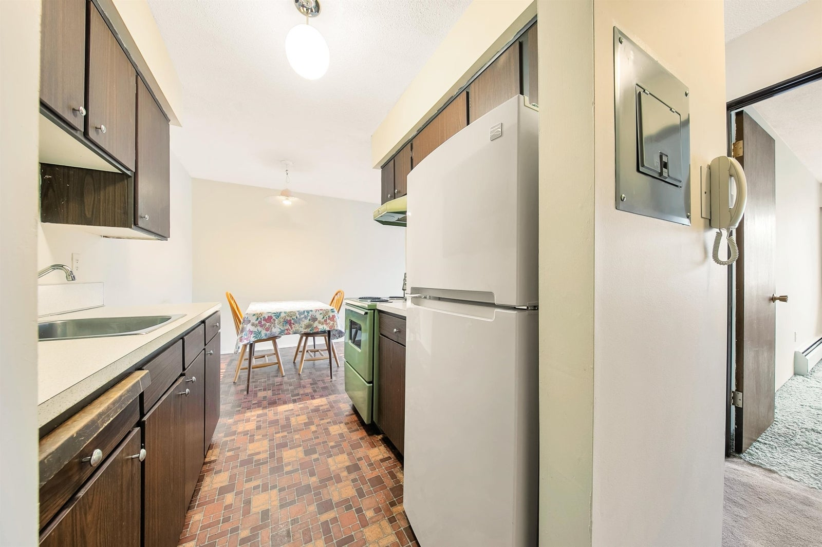 306 1345 CHESTERFIELD AVENUE - Central Lonsdale Apartment/Condo for sale, 1 Bedroom (R2622121) #2