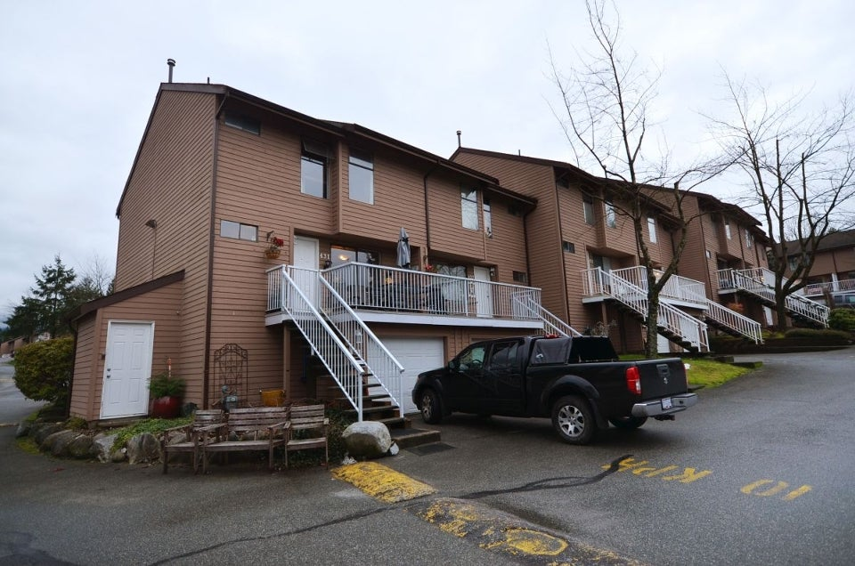 431 Lehman Pl - North Shore Pt Moody Townhouse for sale, 3 Bedrooms (V929359) #1